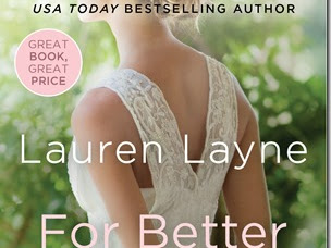 Review: For Better or Worse (The Wedding Belles #2) by Lauren Layne