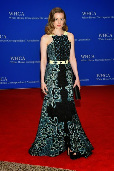 Gillian Jacobs attends the 101st Annual White House