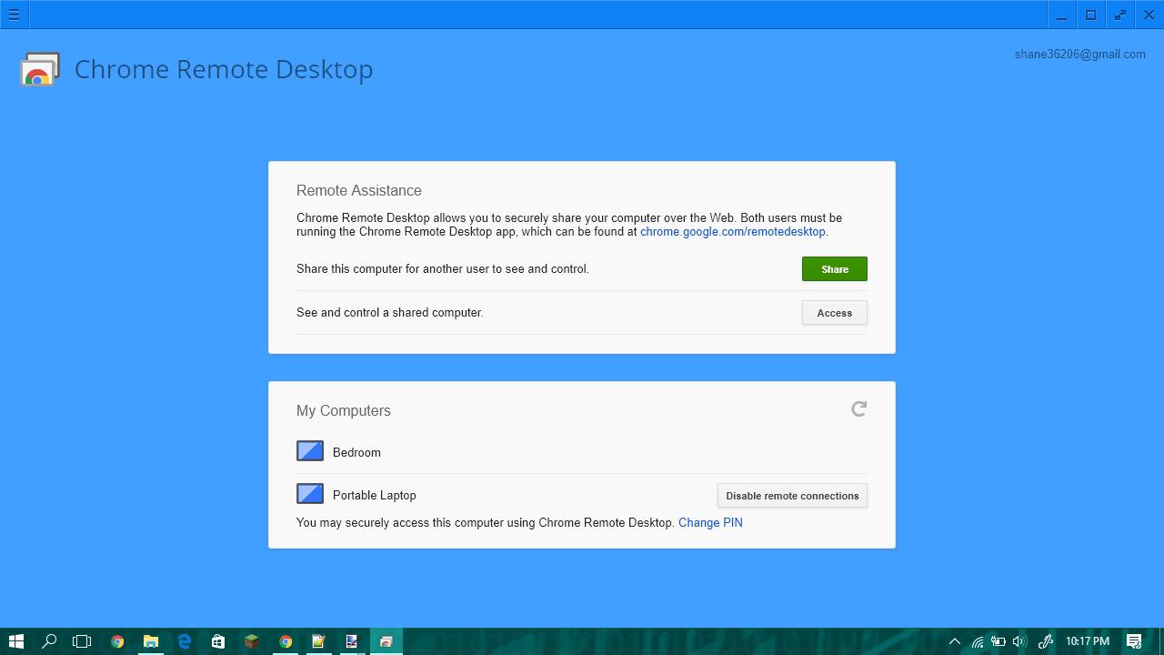 Chrome Remote Desktop Themes? - Nápověda Google Chrome