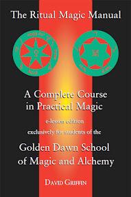 Cover of David Griffin's Book Ritual Magic Manual