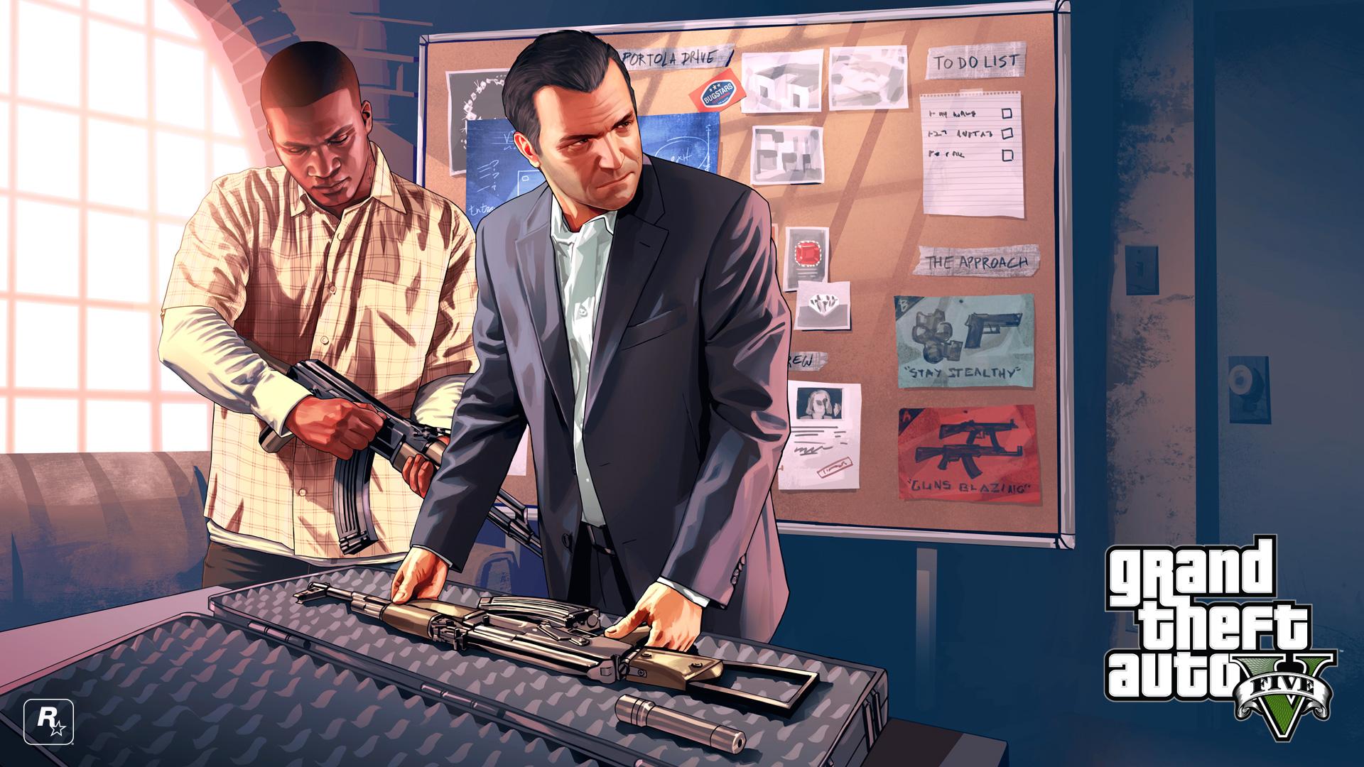 GTA Online là phần chơi trực tuyến của GTA 5 - Ảnh 8