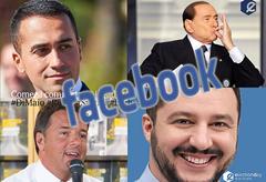 Facebook e politici