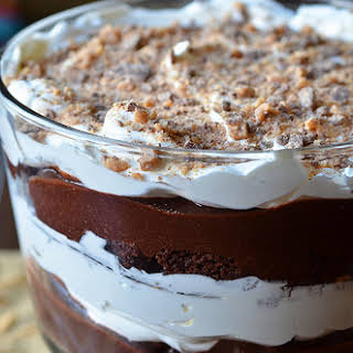Death by Chocolate Trifle.