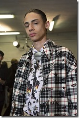 48 PALM ANGELS FW 18-19 - Backstage images