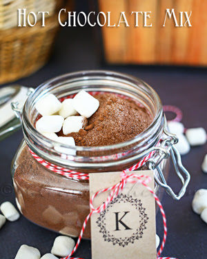 Hot Chocolate Mix - Perfect Holiday Perfect Gift