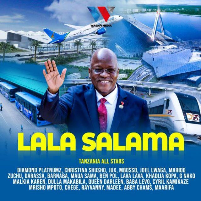 Tanzania All Stars - Lala Salama Magufuli