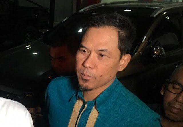 Disebut Bertemu AHY, Munarman: Saya Selalu Bela Pihak yang Terzalimi