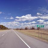 Durch Saskatchewan, Manitoba und Ontario