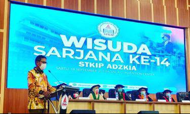Mantan Gubernur Sumbar Irwan Prayitno Jadi Rektor Universitas Adzkia