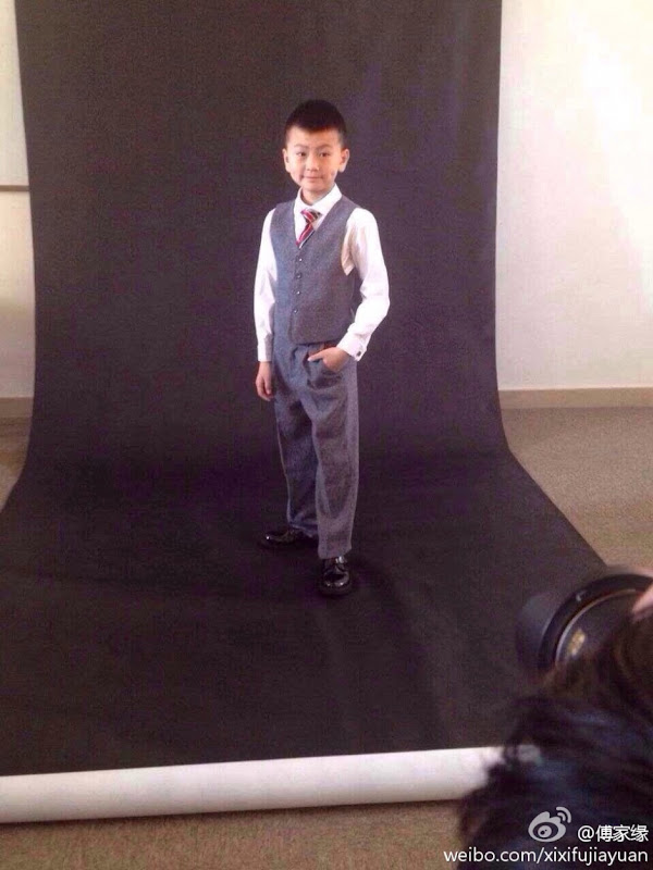 Fu Ren Yuan  China Actor