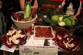 Che belle le verdure!!!!