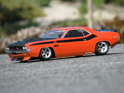 Dodge Challenger 1970 da HPI