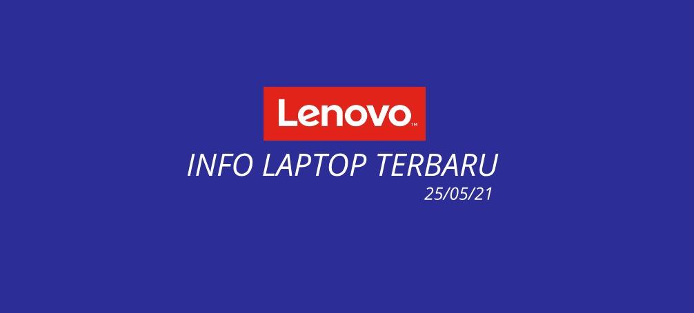 daftar laptop lenovo terbaru 2021
