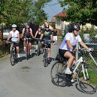 Březová Ze startu Na kole po stopách Tour de Beer XI