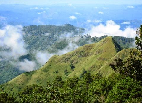 La Montañona, Chalatenango