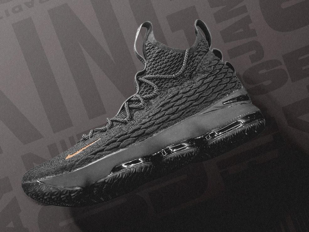 King James Gifts Special LeBron 15 to Teams at PK80 Tournament ... d120dba4a9