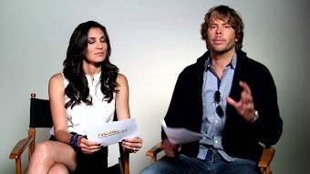 Fan Q&A with NCIS: LA's Daniela Ruah and Eric Christian Olsen