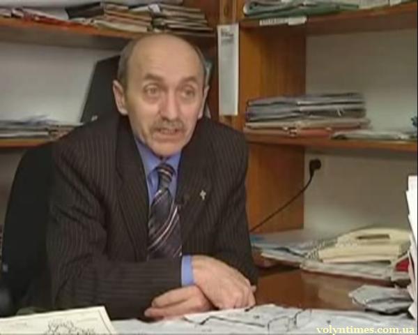 Головний спеціаліст з питань реконструкції та реставрації історичної забудови П. Троневич