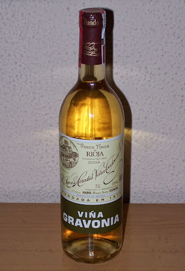 Viña Gravonia 2004, D.o.c Rioja