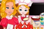 مطبخ الام ليزي