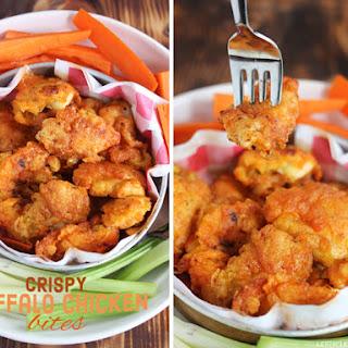 Crispy Buffalo Chicken Bites