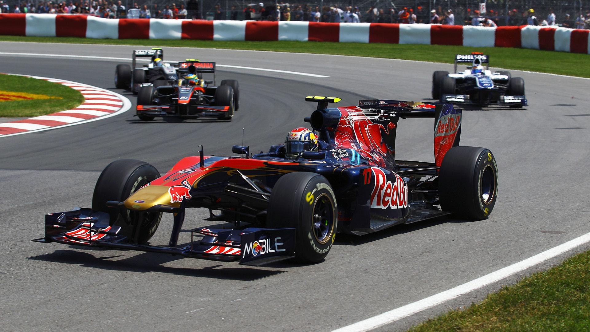 HD Wallpapers 2010 Formula 1 Grand Prix of Canada | F1 ...