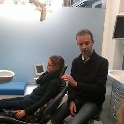 Met de klas naar de tandarts