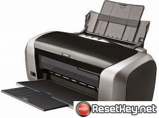 Resetting Epson R210 printer Waste Ink Counter