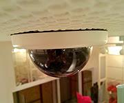 Mağaza Dome Ip Kamera