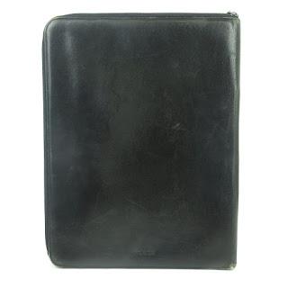 Prada Leather Folio Case