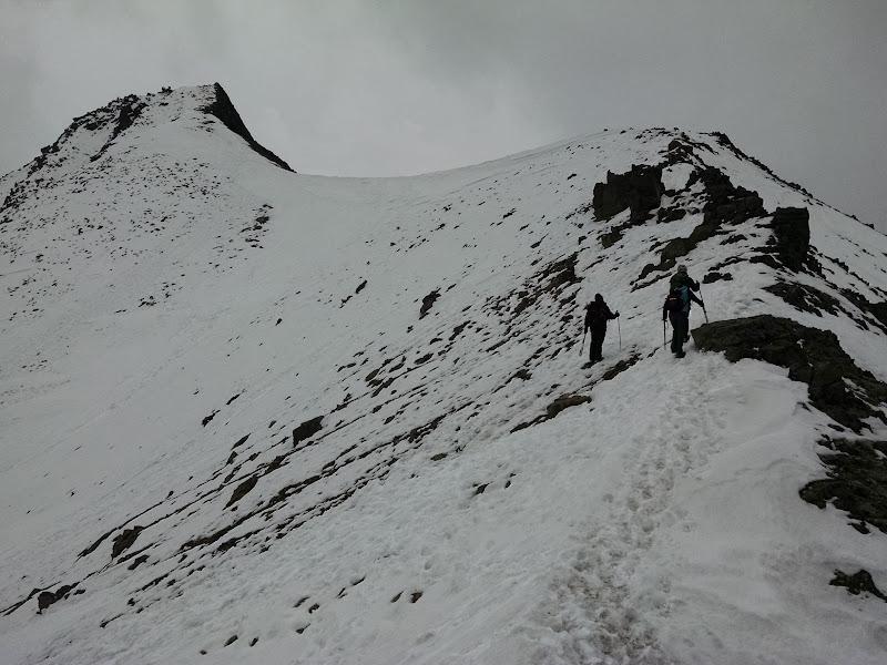Nevado de Toluca • Ascent