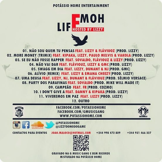 Emoh Life Cover Back