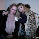 WWW.ENTSIMAGES.COM -   Sharon Ozbek and Suki Waterhouse    at      FrockDrop.com pop-up launch party  at 68 Sclater Street, London  March 11th 2013                                                  Photo Mobis Photos/OIC 0203 174 1069
