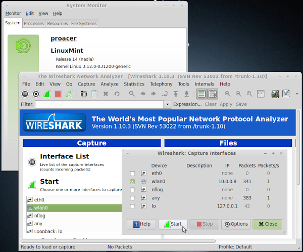 Wireshark as You