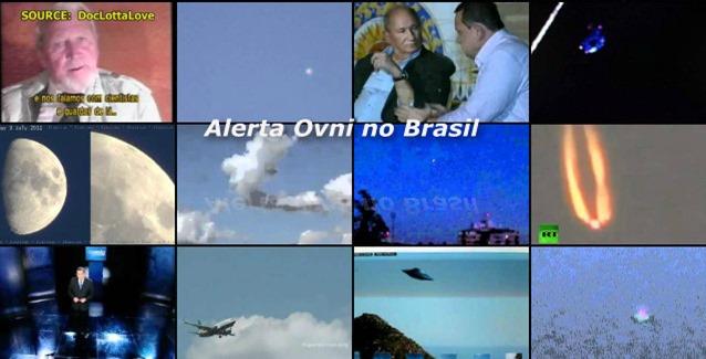 Ufos alertas