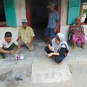 Praktek Pengembangan Bakteri merah dan Trikoderma di SL Sekartani Daditunggal