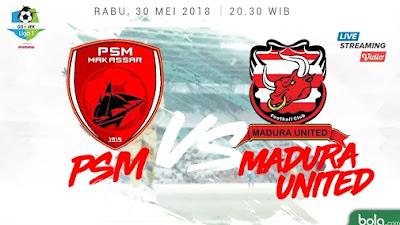 Prediksi PSM Vs Madura United: Adu Cerdik 2 Pelatih Impor