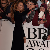 OIC - ENTSIMAGES.COM - Ella Eyre at the  The BRIT Awards 2016 (BRITs) in London 24th February 2016.  Raymond Weil's  Official Watch and  Timing Partner for the BRIT Awards. Photo Mobis Photos/OIC 0203 174 1069