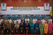 13 Kepala Desa Resmi Dilantik, Firmasyah Perkesi : Semoga Bisa Jadi Corong Pemerintah