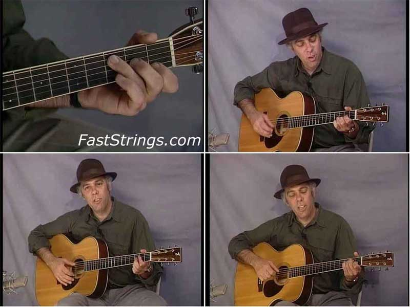 Fred Sokolow - Beginner's Fingerpicking Guitar