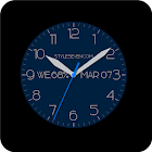Modern Analog Watch Face-7 for Wear OS by Google 2 icon