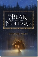 The Bear and the Nightingale - cover - book - Katherine Arden