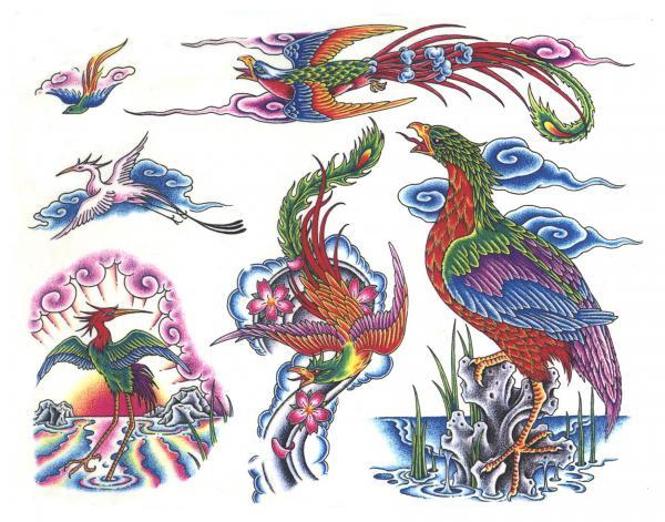 Design Of Magick Tattoo 18, Fantasy Tattoo Designs