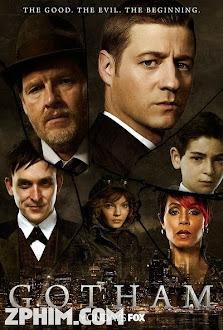 Thành Phố Tội Lỗi 1 - Gotham Season 1 (2014) Poster