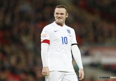 """Wayne Rooney dira """"stop"""" après le Mondial 2018"""