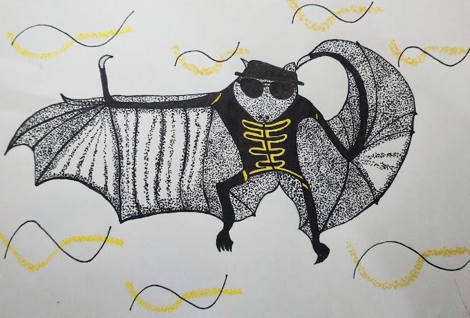 Morcegos não voam pra trás