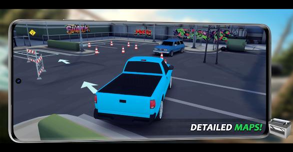 Parking: Revolution Car Zone 5