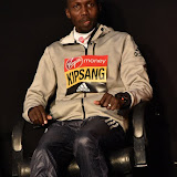 OIC - ENTSIMAGES.COM - Wilson Kipsang at the  Virgin Money London Marathon Press Conference Tower bridge London 20th April 2016 Photo Mobis Photos/OIC 0203 174 1069