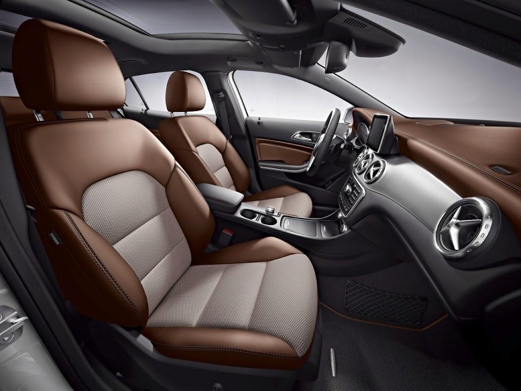 010 2015 Mercedes-Benz GLA-Class Edition 1