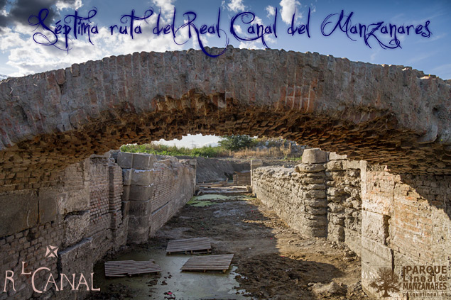 Quinta Esclusa del Canal del Manzanares